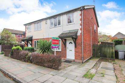 3 Bedrooms Semi Detached House for sale in St Annes Close, Birkenhead, Merseyside, CH41