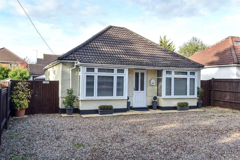 3 Bedrooms Detached Bungalow for sale in London Road, Wokingham, Berkshire, RG40