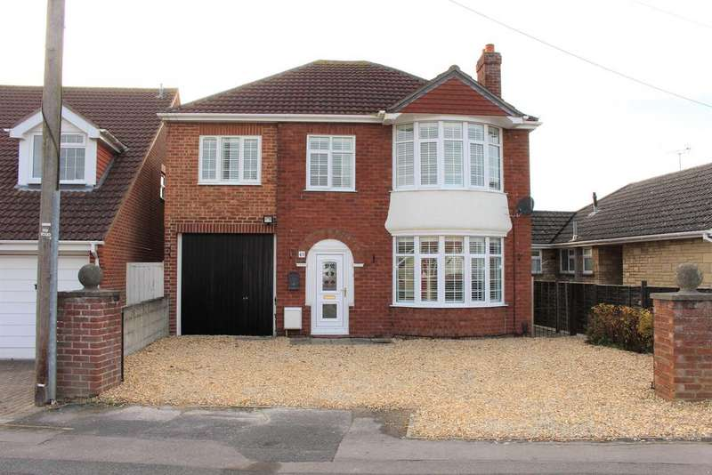 4 Bedrooms Detached House for sale in Church Walk South, Cheney Manor, Swindon SN2