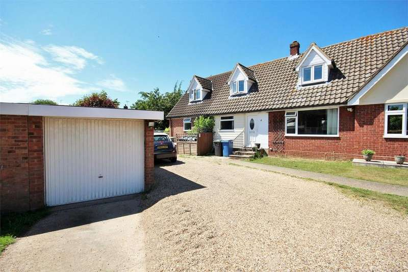 5 Bedrooms Chalet House for sale in Ash Rise, Nayland, Colchester, CO6