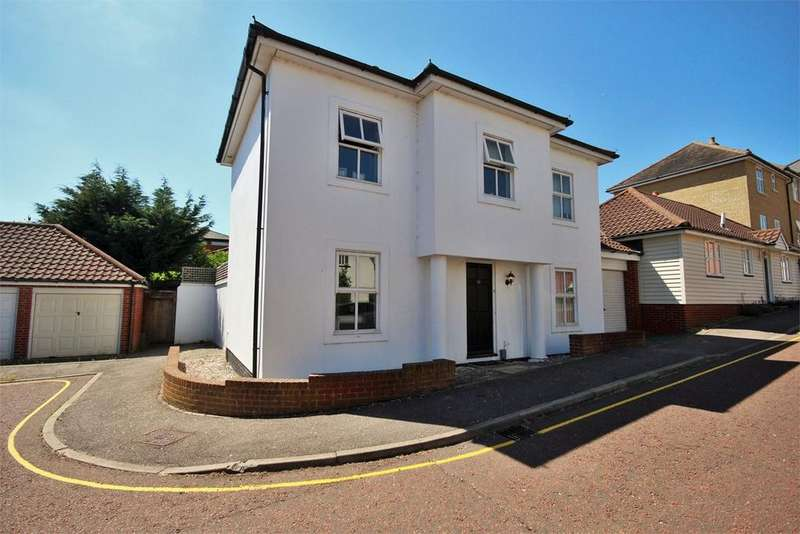 3 Bedrooms Detached House for sale in St Augustine Mews, Colchester, CO1