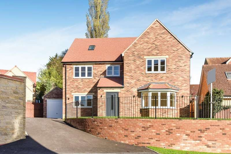 5 Bedrooms Detached House for sale in Mill Lane, Westbury, NN13