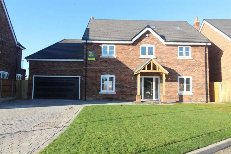 6 Bedrooms Detached House for sale in 5 Winney Hill View, Ellesmere Road, Shrewsbury