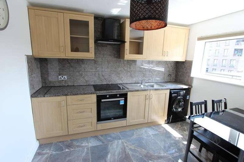 3 Bedrooms Maisonette Flat for sale in Church Street, London, E15