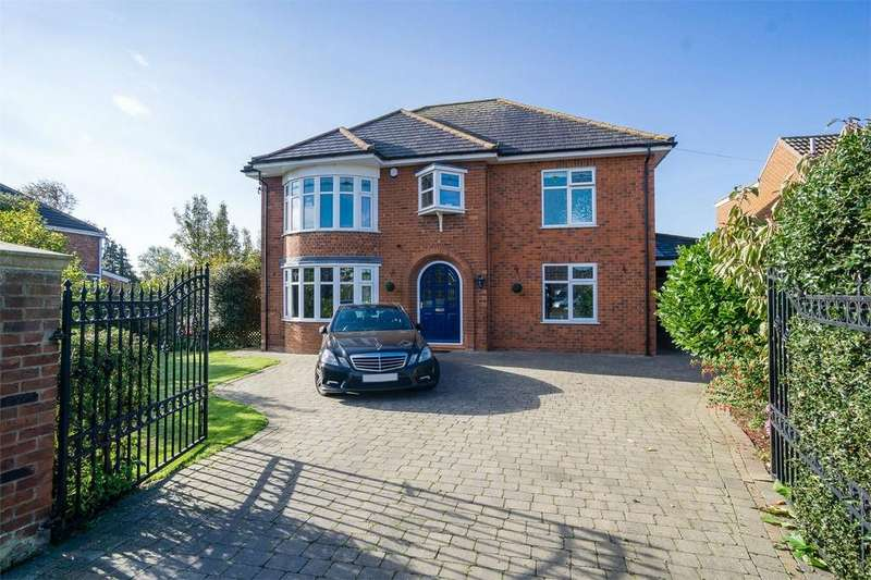 4 Bedrooms Detached House for sale in Main Road, Camerton, East Riding of Yorkshire