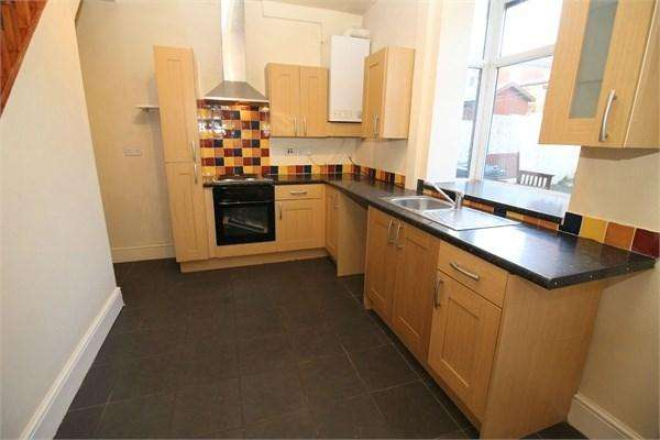2 Bedrooms Terraced House for sale in Sunnyside Road, Smithills, BOLTON, BL1