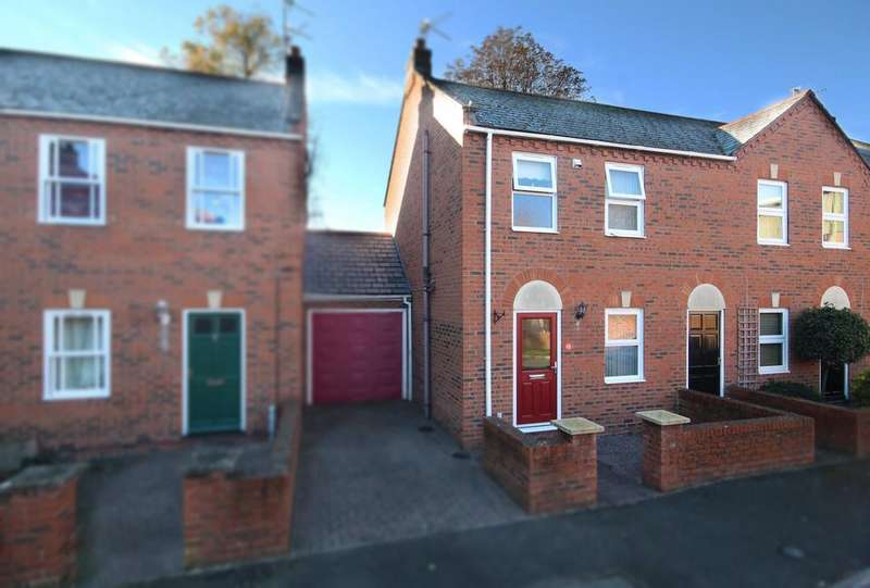 3 Bedrooms Terraced House for sale in Chancery Court, Spalding PE11