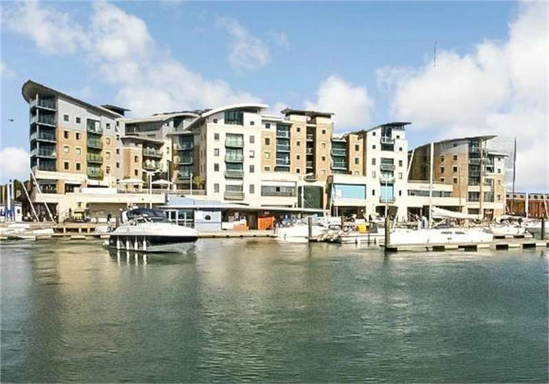 3 Bedrooms Flat for sale in The Quay, POOLE, Dorset