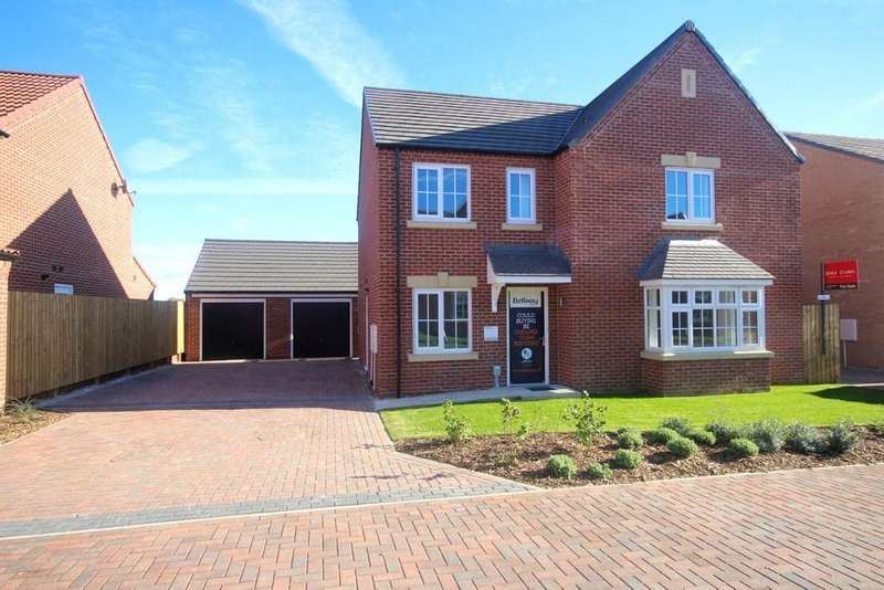 4 Bedrooms Detached House for sale in Merchants Gate, Cottingham, HU16