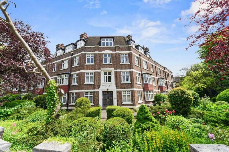 3 Bedrooms Flat for sale in Thorpe Hall Mansions, Eaton Rise, Ealing, W5