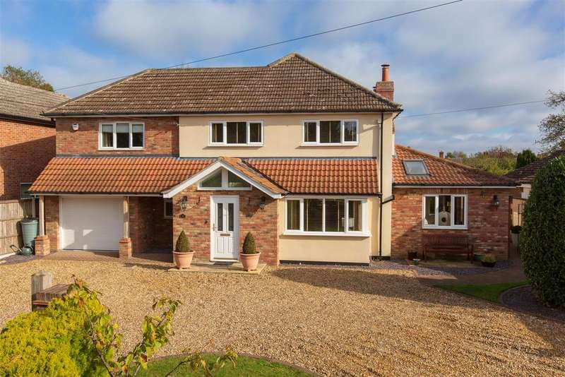 5 Bedrooms Detached House for sale in New Road, Hethersett, Norwich