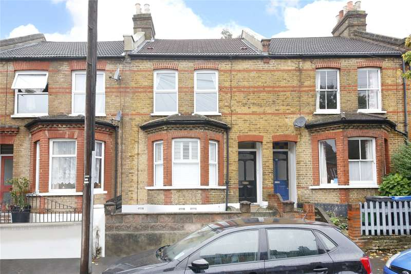 2 Bedrooms Apartment Flat for sale in Queen Mary Road, London