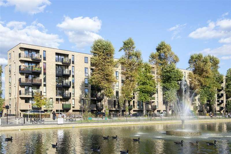2 Bedrooms Flat for sale in Cedarwood Court, 78 Clapton Common, London, E5