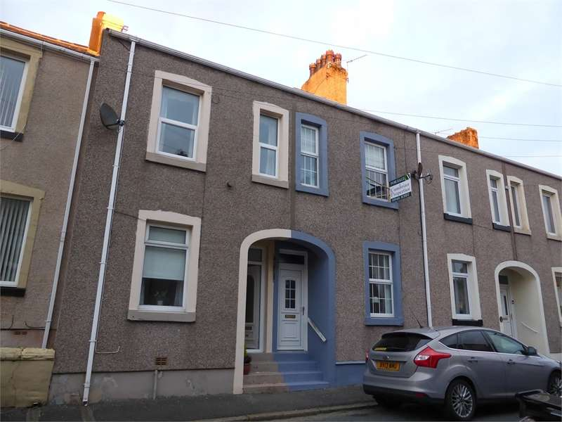 3 Bedrooms Terraced House for sale in CA28 6DG Hugh Street, Whitehaven, Cumbria