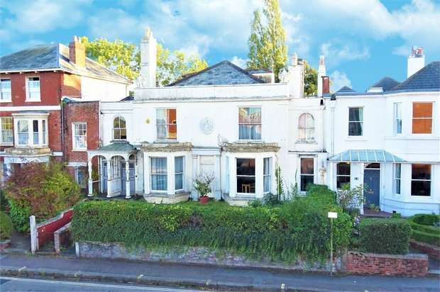 8 Bedrooms Terraced House for sale in Salutary Mount, Heavitree, EXETER, Devon