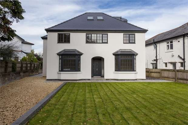 5 Bedrooms Detached House for sale in Gwern Y Steeple, Peterston-Super-Ely, Cardiff