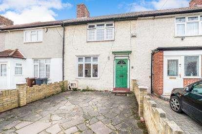 3 Bedrooms Terraced House for sale in Dagenham, Essex, .