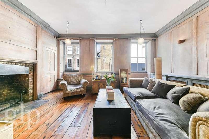 2 Bedrooms Flat for sale in Meard Street, Soho, W1F