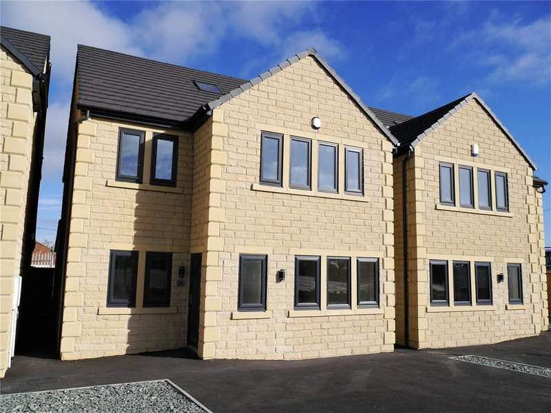 5 Bedrooms Detached House for sale in Woolcombers Way, Tyersal, Bradford, BD4