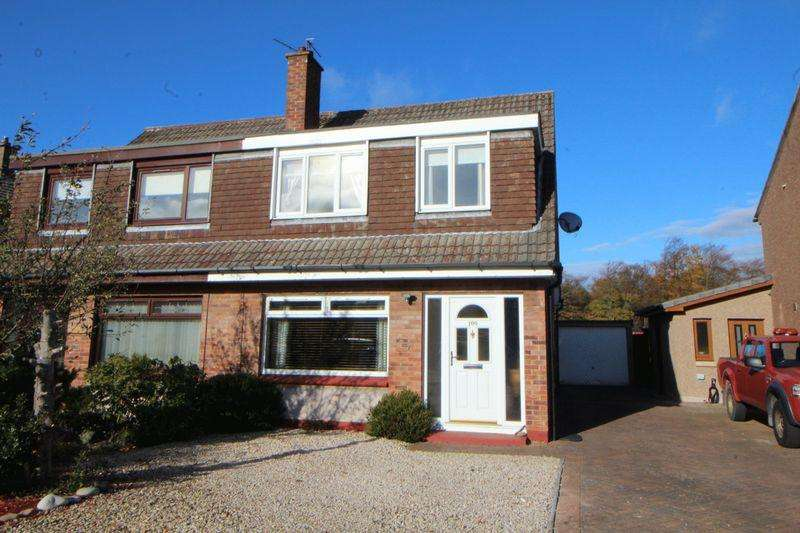 3 Bedrooms Semi-detached Villa House for sale in Duddingston Drive, Kirkcaldy