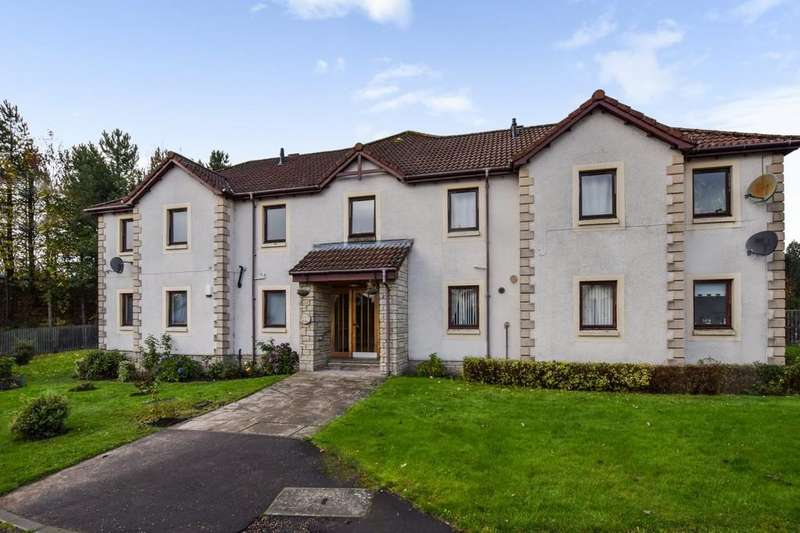 2 Bedrooms Flat for sale in Clovis Duveau Drive, Dundee
