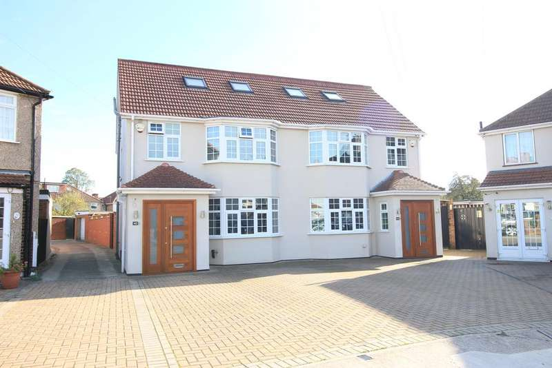 14 Bedrooms Semi Detached House for sale in Marnell Way, Hounslow TW4