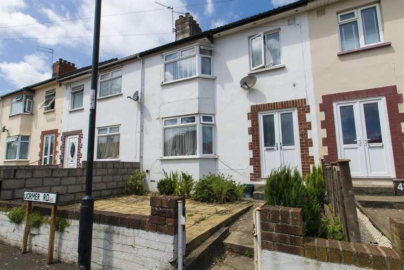 4 Bedrooms Terraced House for sale in Dormer Road, Bristol, BS5 6XH