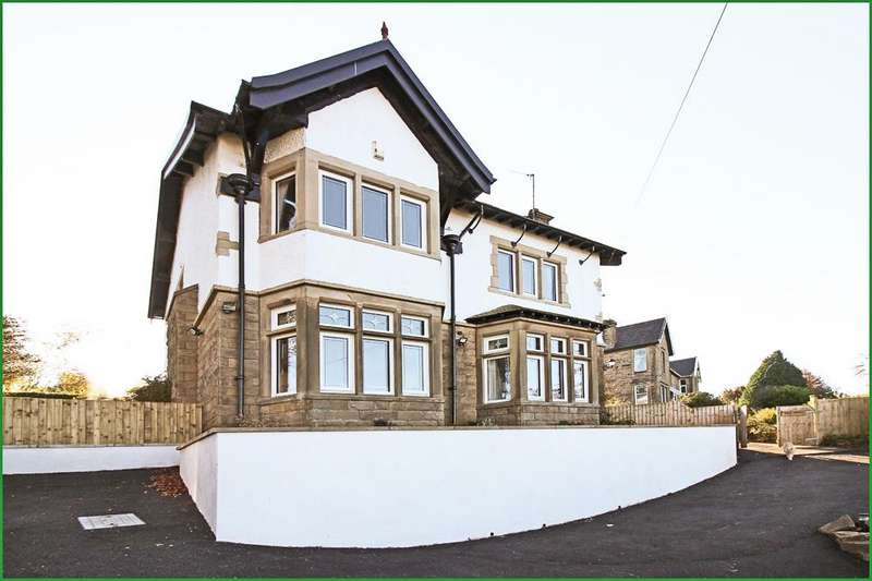 4 Bedrooms Detached House for sale in MANCHESTER ROAD, BARNOLDSWICK BB18
