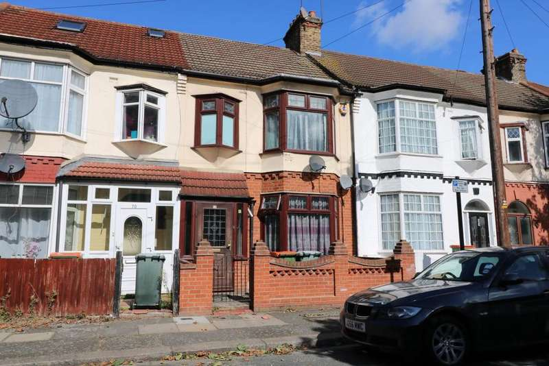 3 Bedrooms Terraced House for sale in Eustace Road, E6 3ND