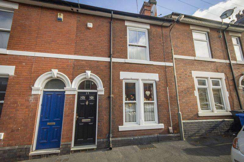 3 Bedrooms Terraced House for sale in Sudbury Street, Derby