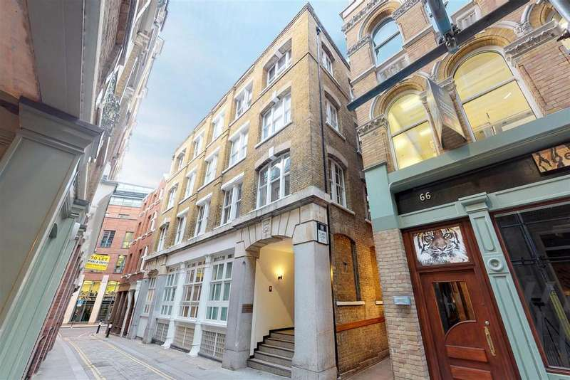2 Bedrooms Apartment Flat for sale in Cathedral Court, Carter Lane, London