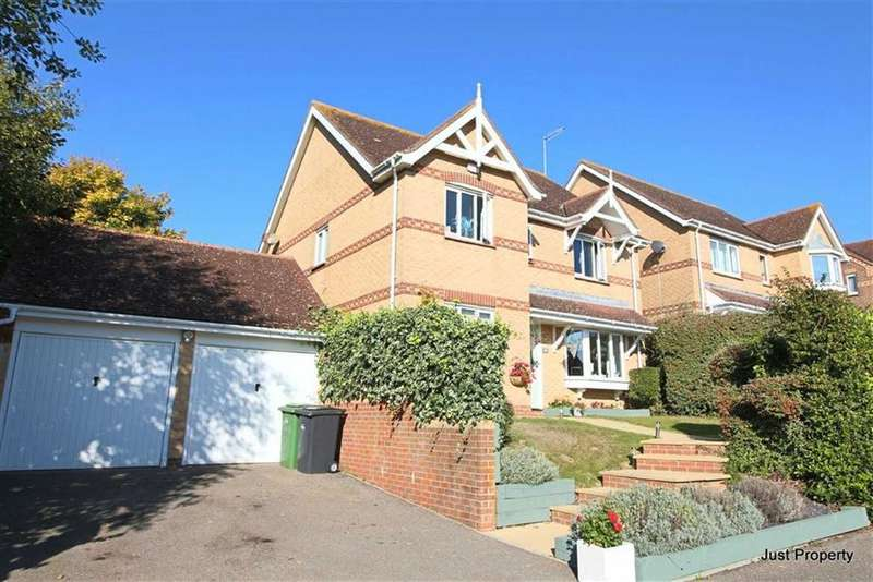 4 Bedrooms Detached House for sale in Stonebeach Rise, St Leonards On Sea