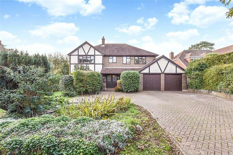 5 Bedrooms Detached House for sale in Hayling Rise, Worthing, West Sussex, BN13