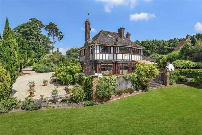 5 Bedrooms Detached House for sale in Liddington