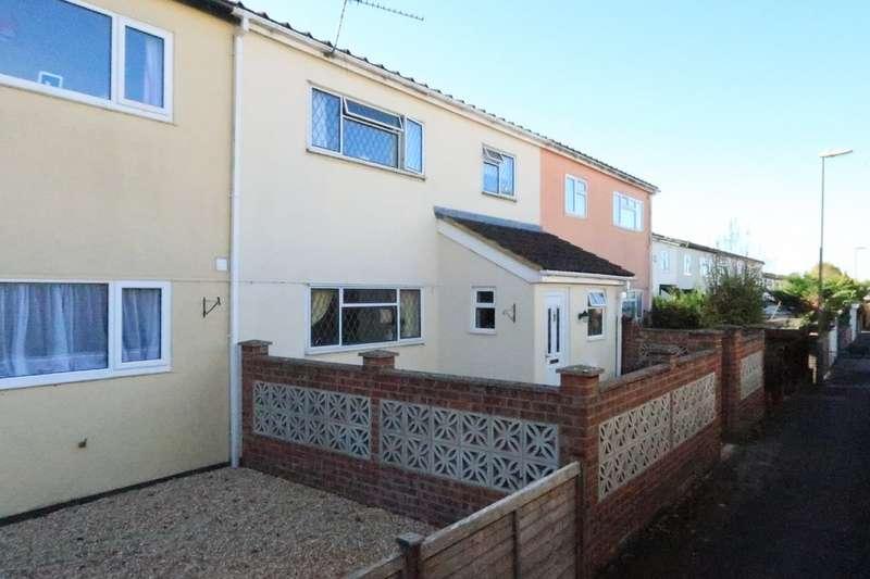 3 Bedrooms Terraced House for sale in Winklebury RG23