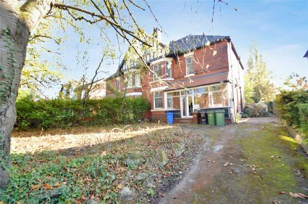 5 Bedrooms Semi Detached House for sale in Davenport Park Road, Davenport, Stockport, Cheshire