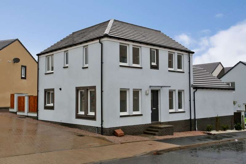4 Bedrooms Detached House for sale in Goodhope Avenue, Aberdeen, Aberdeenshire, AB21 9NF