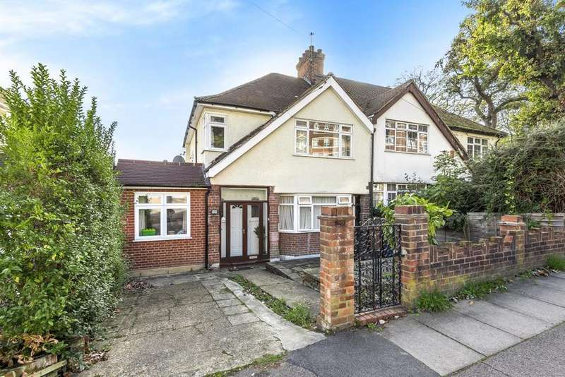 4 Bedrooms End Of Terrace House for sale in Derby Hill Crescent, Forest Hill