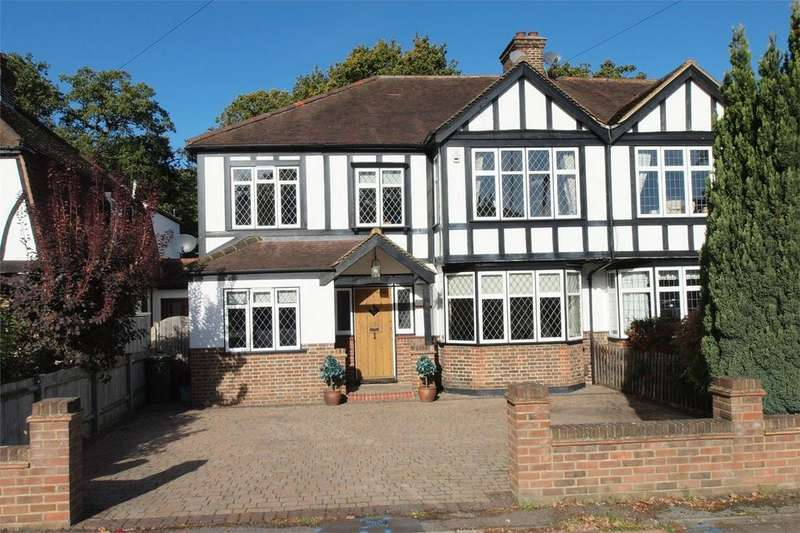 5 Bedrooms Semi Detached House for sale in The Avenue, West Wickham, Kent