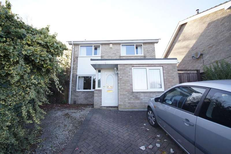 3 Bedrooms Detached House for sale in Wolsey Way, Lincoln