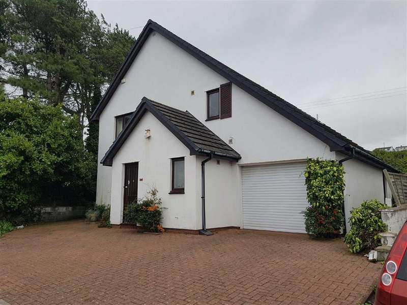 3 Bedrooms Detached House for sale in Ffordd Y Fulfran, Borth, Ceredigion, SY24