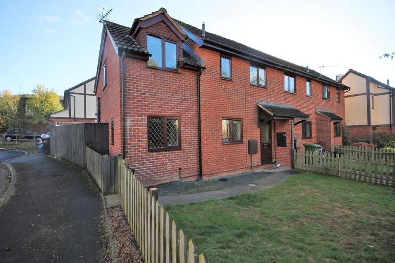 3 Bedrooms End Of Terrace House for sale in Robinsons Meadow, Robinsons Meadow, Ledbury, HR8