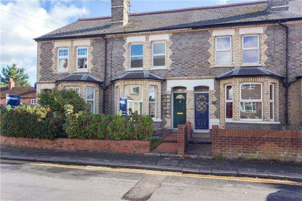 3 Bedrooms Terraced House for sale in Star Road, Caversham, Reading