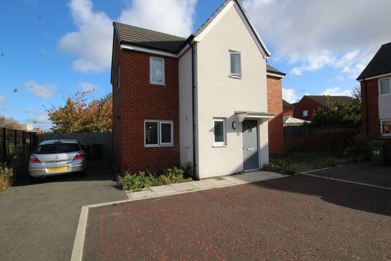 3 Bedrooms Detached House for sale in Oregon Close, Bootle, Bootle, L20