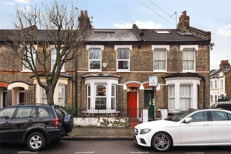 4 Bedrooms Terraced House for sale in Afghan Road, Battersea, London, SW11