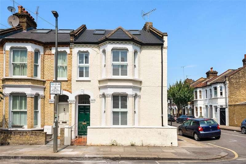 5 Bedrooms End Of Terrace House for sale in Kerrison Road, Battersea, London, SW11