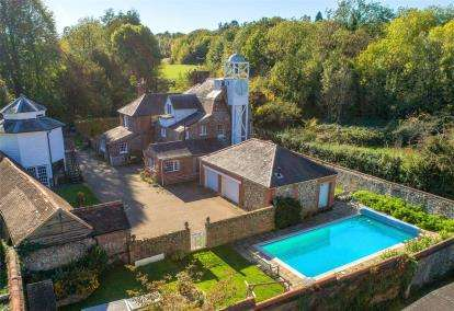 5 Bedrooms Detached House for sale in High Elms, Downe, Kent