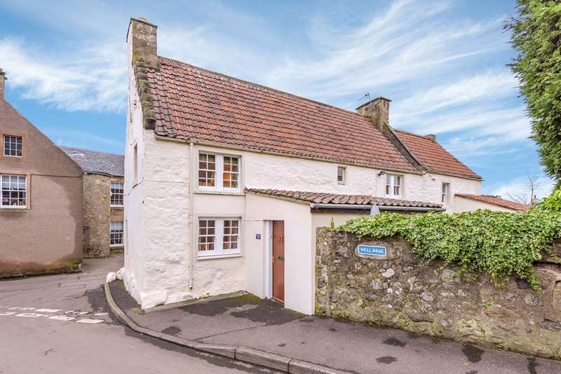 3 Bedrooms Detached House for sale in Wellbrae House, Wellbrae, Falkland, Cupar, Fife, KY15