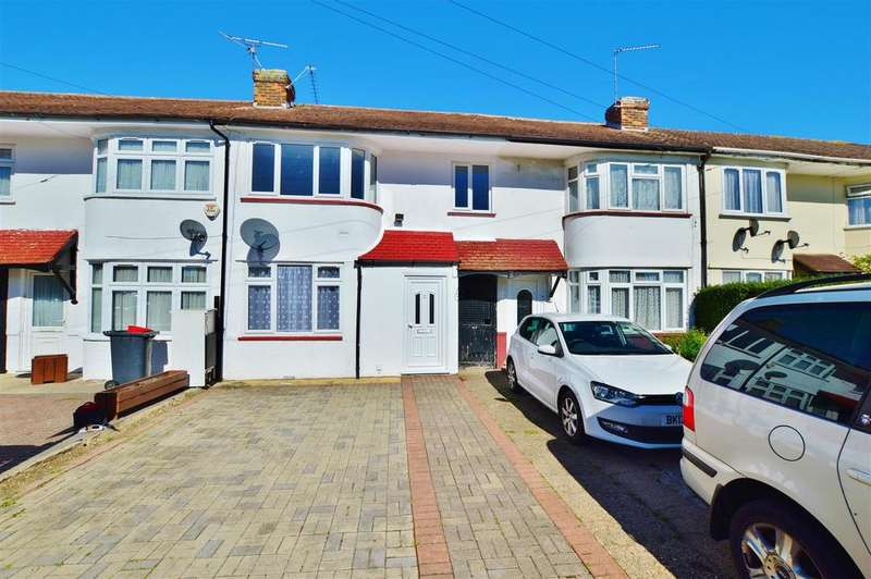 3 Bedrooms Terraced House for sale in Oakfield Avenue, Slough