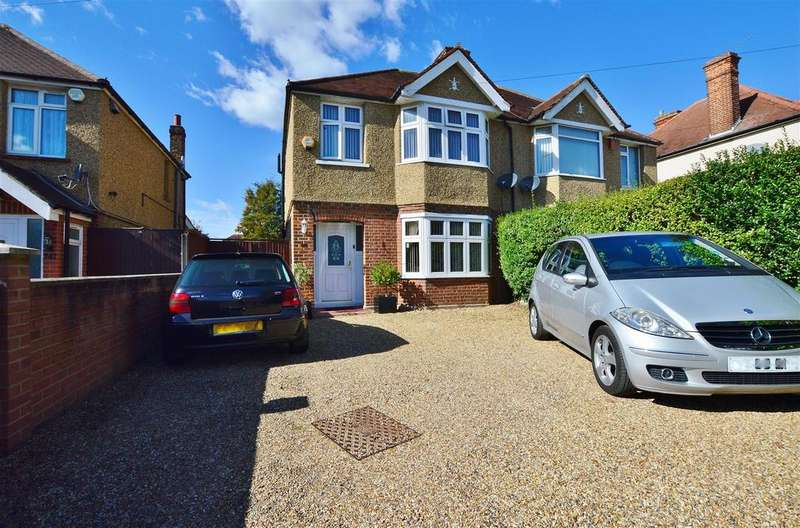 3 Bedrooms Semi Detached House for sale in Farnham Road, Slough